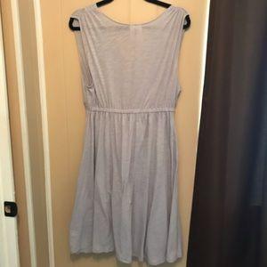 Anthropologie Dresses - Anthropology mermaid comfy light purple dress
